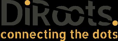 DiRoots logo