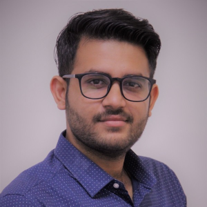 Tushar Pangaria Digital Technology Lead