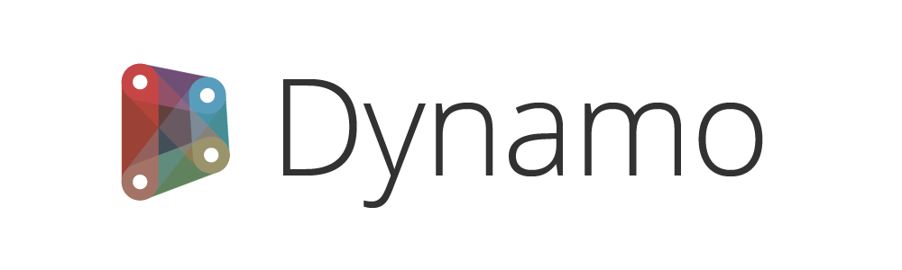 Dynamo Visual Programming for Revit Logo