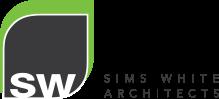 Sims White Architects logo